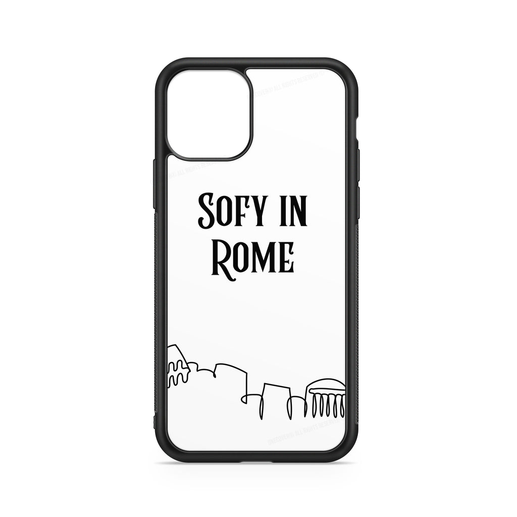 ROME CASE CUSTOMIZABLE WITH NAME
