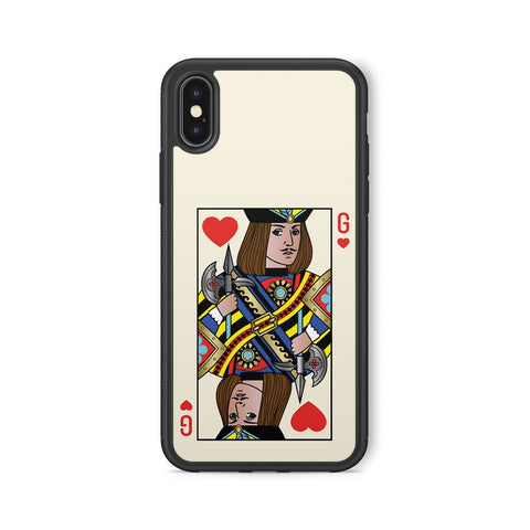 PLAYING CARD JACK CASE