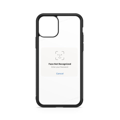 FACE ID WHITE CASE