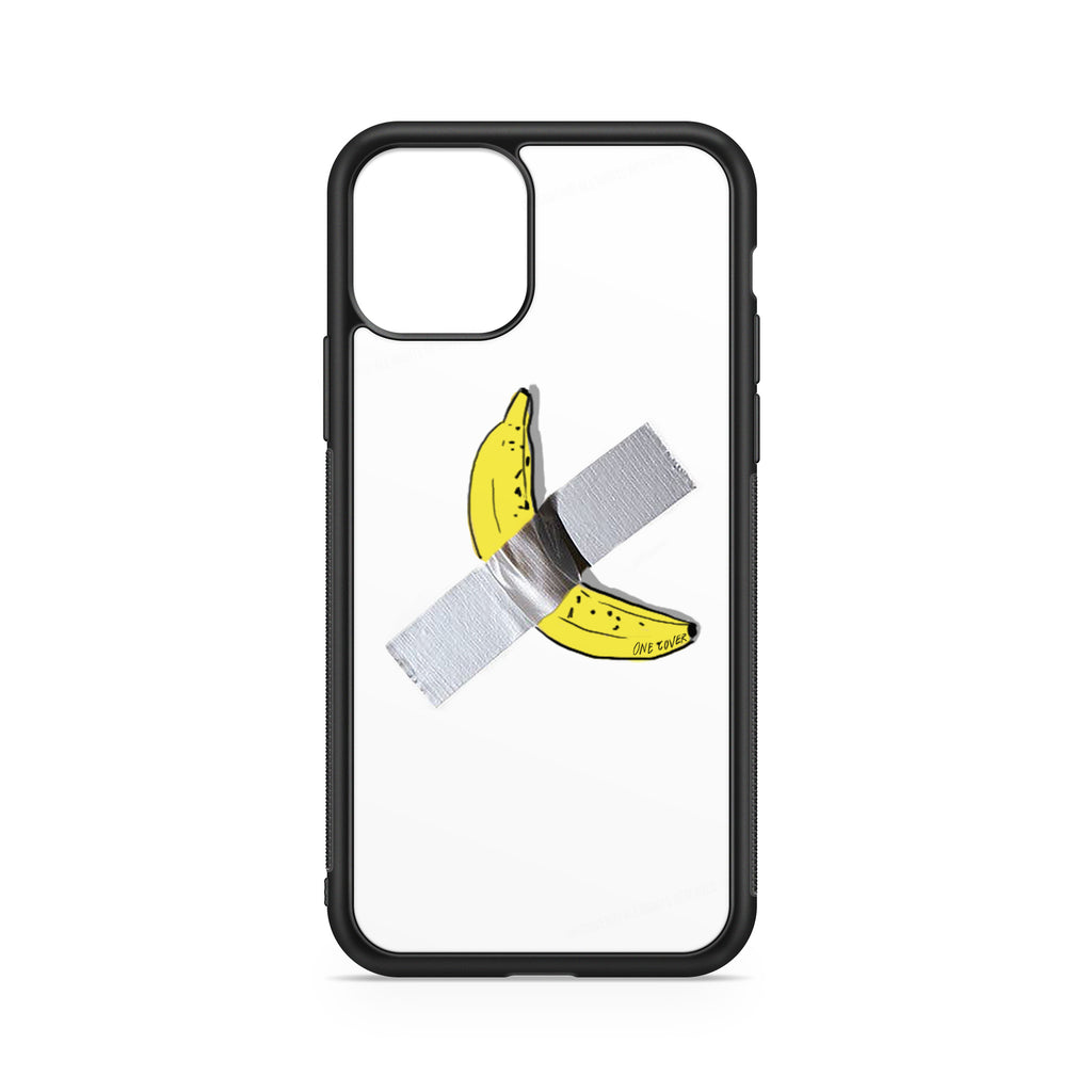 DUCT TAPED BANANA ON A PHONE CASE