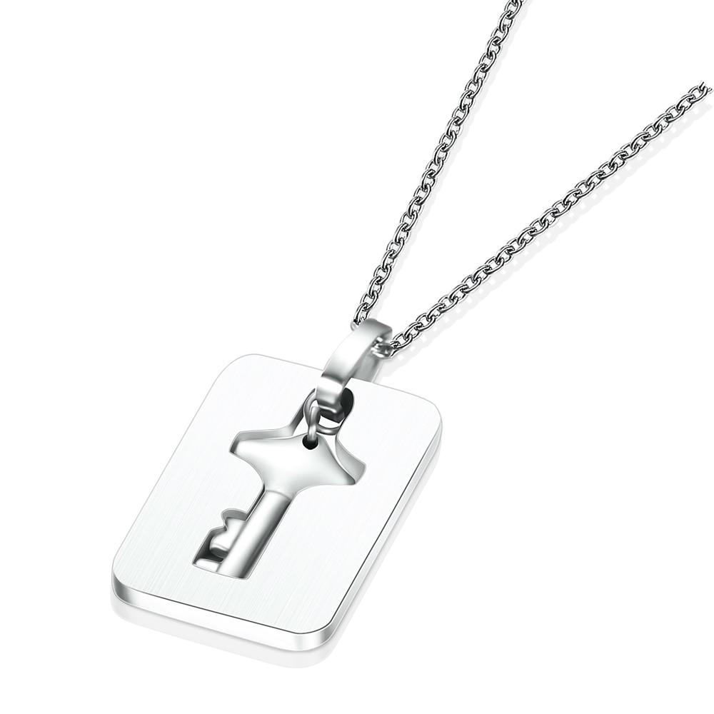 Key Pendant For Couples