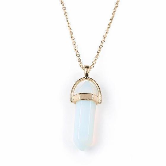 Opal Natural Stone Pendant