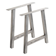 Metal A Frame Table Legs - Set of 2