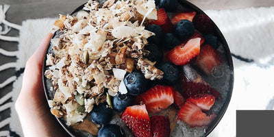 Sunday Granola — Not Just for Sundays