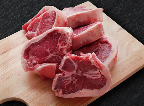 Alberta Grass Fed Lamb Loin Chops - Cultivatr - Farm to Table (2028620054579)