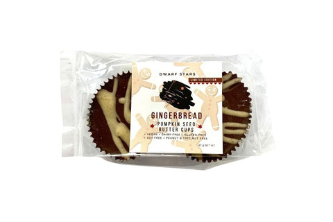 Chocolate - Pumpkin Seed Butter Cup | 2 Pack (42g) - Cultivatr - Farm to Table