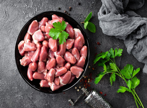 Free Range Chicken Hearts | 1lb - Cultivatr - Farm to Table