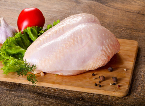 Free Range Chicken Whole Breasts | Various Sizes - Cultivatr - Farm to Table