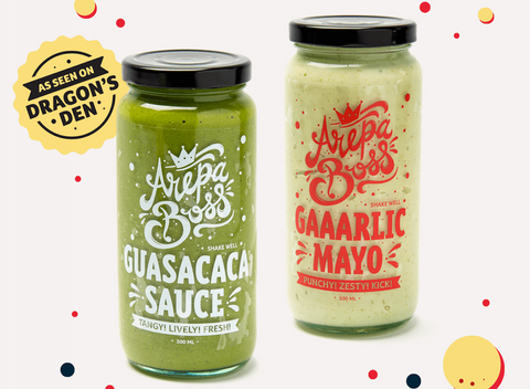 Guasacaca Sauce - Avocado Salsa | 355 ml