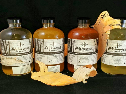 Local Alberta Vinegars | Various Flavors - Cultivatr - Farm to Table