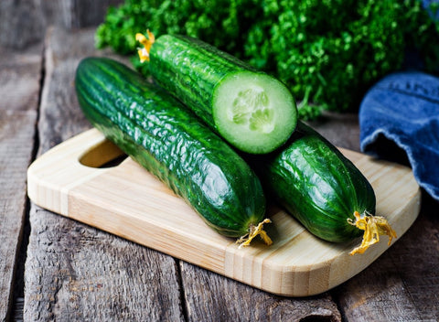 Local Cucumbers-Large | One Cucumber - Cultivatr - Farm to Table