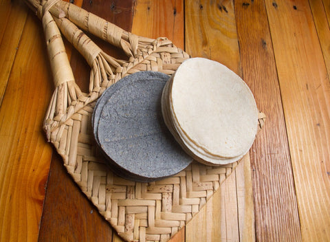 Local Organic Corn Tortillas | 126g - Cultivatr - Farm to Table