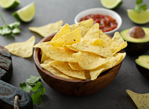 Local Organic Tortilla Chips | 220g Bag - Cultivatr - Farm to Table