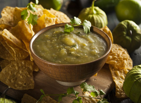 Local Salsa Verde | 300g - Cultivatr - Farm to Table