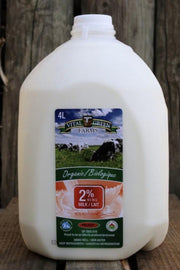 Organic 2% Milk - Cultivatr - Farm to Table