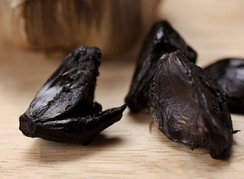 Organic Black Garlic | 3.2 oz Bag - Cultivatr - Farm to Table