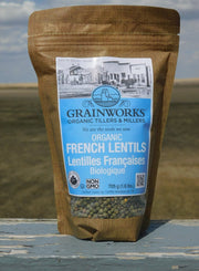 Organic French Lentils | 705 g - Cultivatr - Farm to Table
