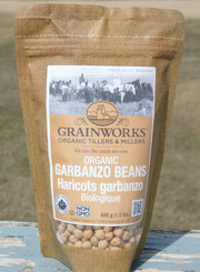 Organic Garbanzo Beans | 695 g - Cultivatr - Farm to Table