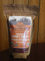 Organic Kidney Beans | 645 g - Cultivatr - Farm to Table