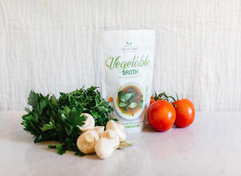 Organic Vegetable Broth | 710 ml
