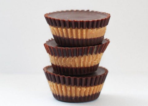 Salted Caramel Peanut Butter Cups | 4 Pack 120g - Cultivatr - Farm to Table