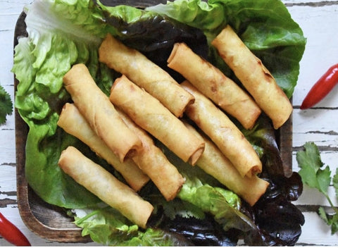 Traditional Spring Rolls - Vietnamese - Cultivatr - Farm to Table