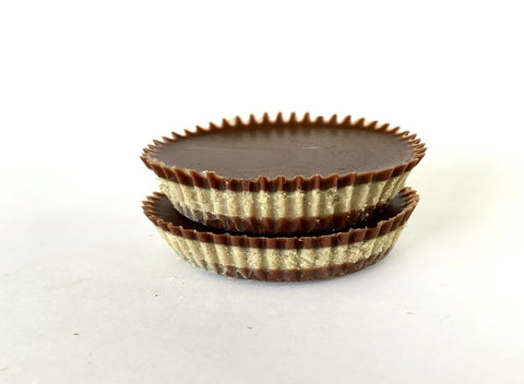 Vegan Chocolate - Pumpkin Seed Butter Cup | 2 Pack (42g) - Cultivatr - Farm to Table