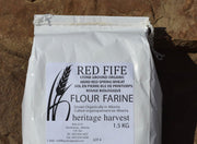 Whole Wheat Red Fife Flour - Cultivatr - Farm to Table