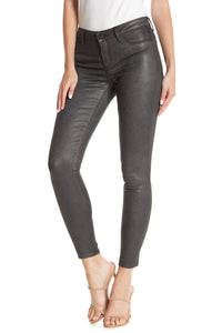 Sarah Metallic Coated Jeans AOS