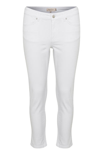 Alecias Part Two Jeans White
