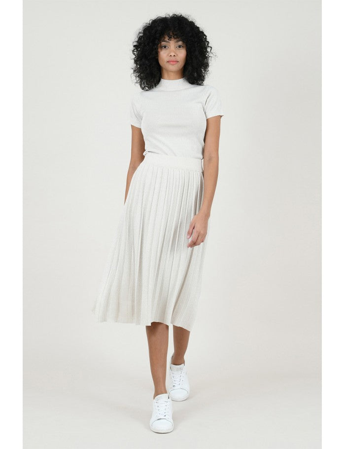 Midi Pleated Skirt Molly Bracken