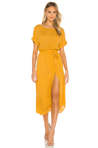Sun Dress Bright Yellow BB Dakota