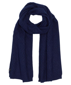 Recycled Cable Scarf  Echo (5 Colors)