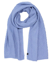Load image into Gallery viewer, Recycled Cable Scarf  Echo (5 Colors)