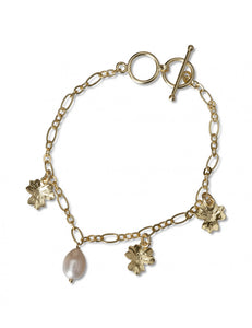 Bracelet with charm Yaya the Brand