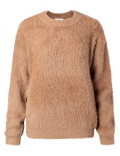 Load image into Gallery viewer, Fur Knitted Sweater Yaya the Brand