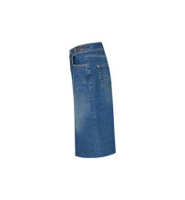 Load image into Gallery viewer, Selma Denim Skirt Mos Mosh