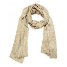 Load image into Gallery viewer, Knitted Jacquard Scarf Yaya the Brand