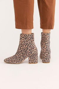 Nicola Leopard Boot Free People