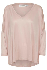 Mignon V Neck Blouse Lounge Nine