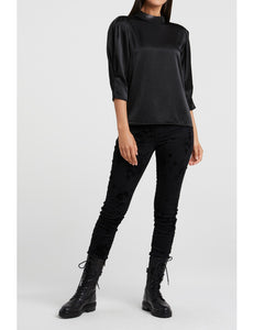 Puff Sleeve Top Yaya the Brand