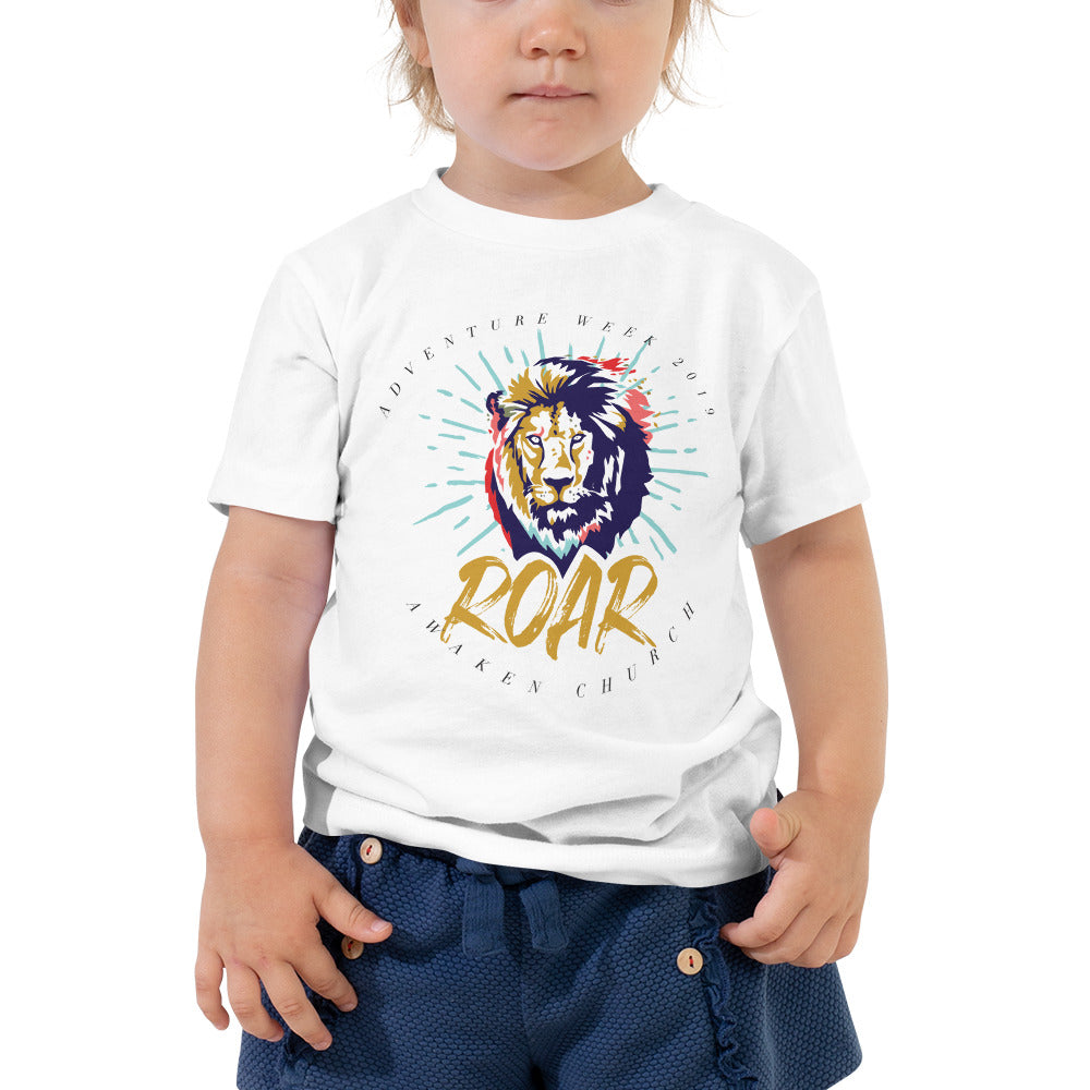 Adventure Week Toddler Short Sleeve Tee