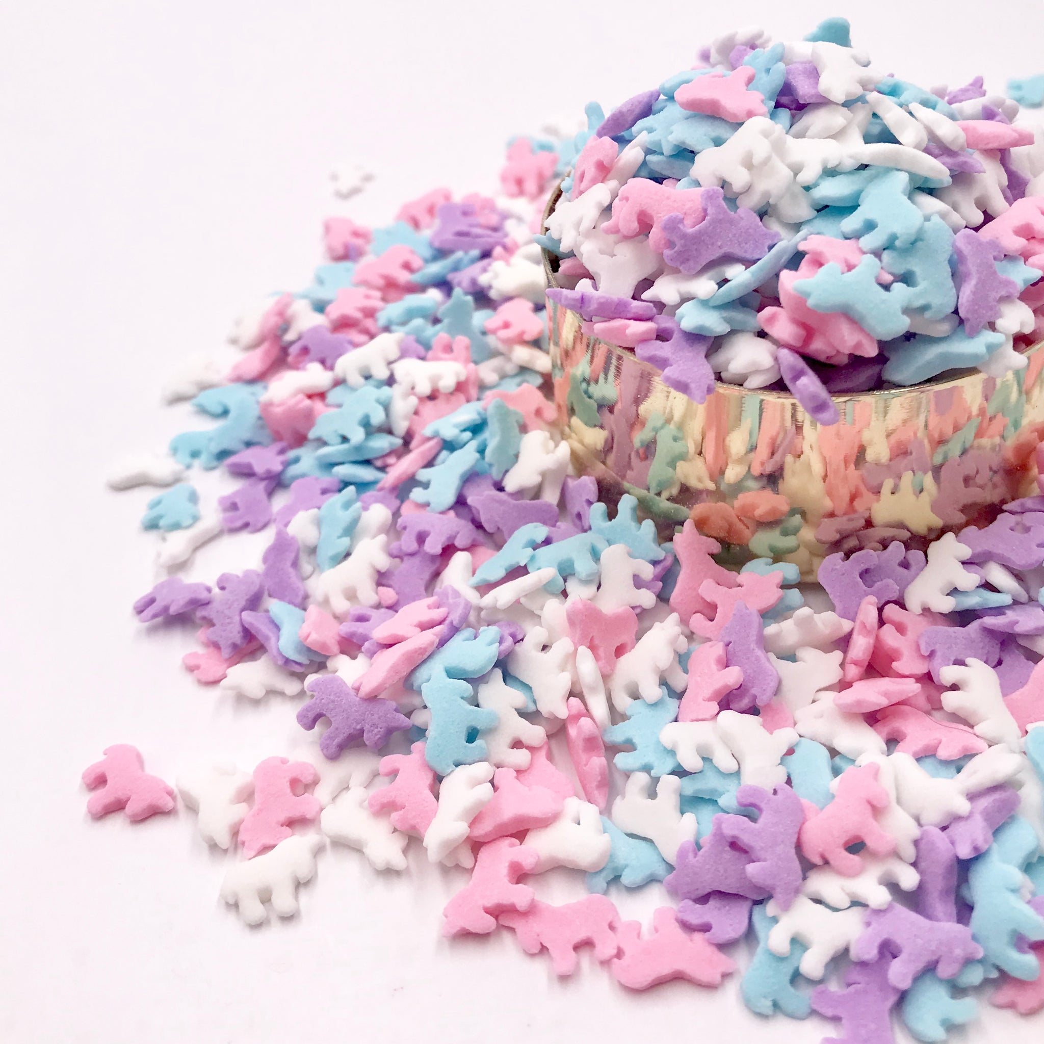 Sprinkles | Unicorn Shaped Sprinkles |  Edible Sprinkles | Unicorn Confetti | Cake Sprinkles