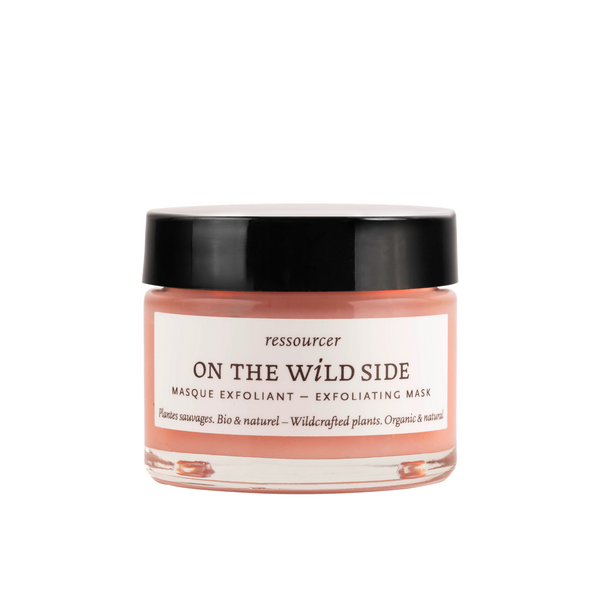 Masque exfoliant On The Wild Side - Puralys
