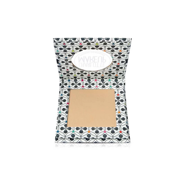 Poudre compact nude Charlotte Makeup Bio