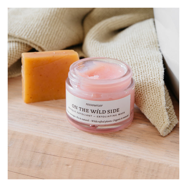 Masque exfoliant ON THE WILD SIDE | Vanity B