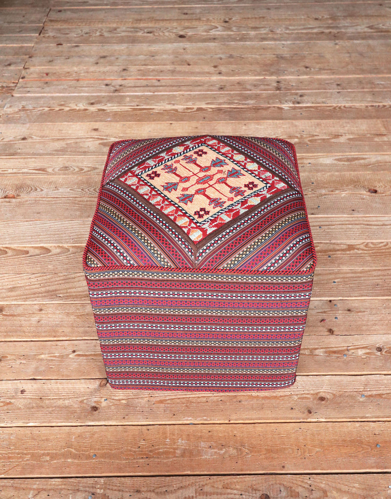 Kelim Stool rectangular