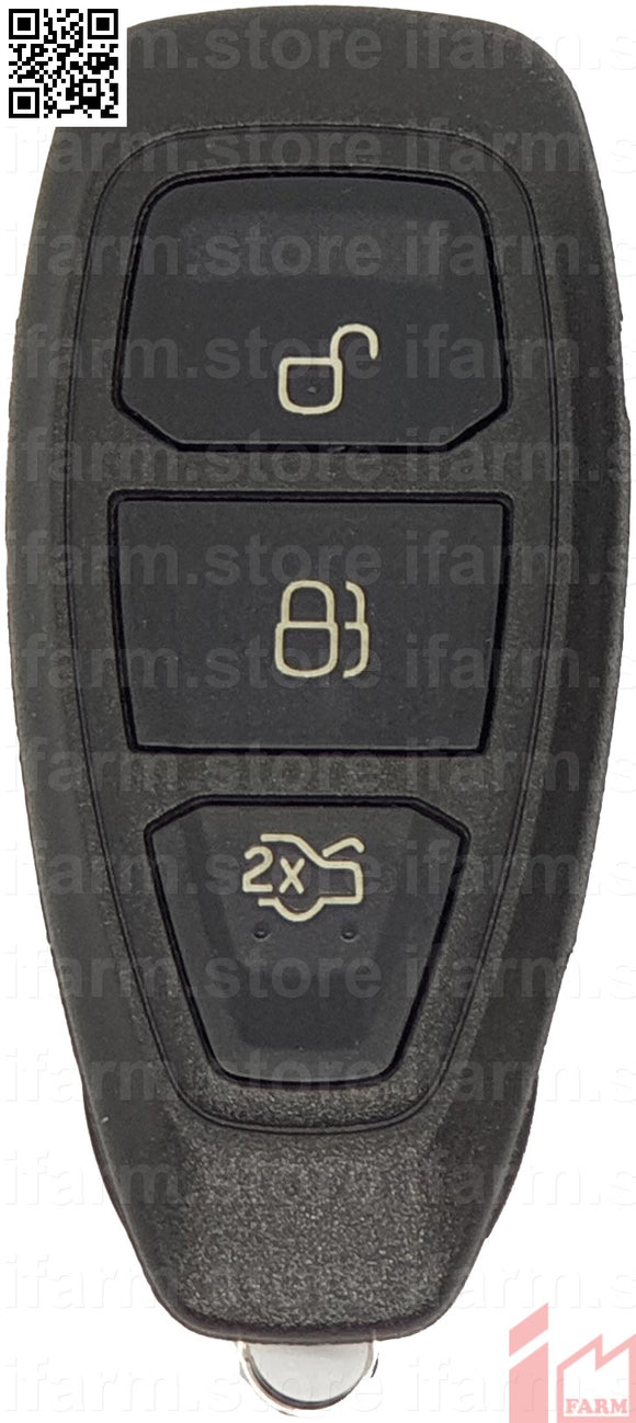 Ford Keyless (Focus, Mondeo...) - IFARM - Innovative Thinking