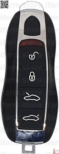 Porsche Key - IFARM - Innovative Thinking