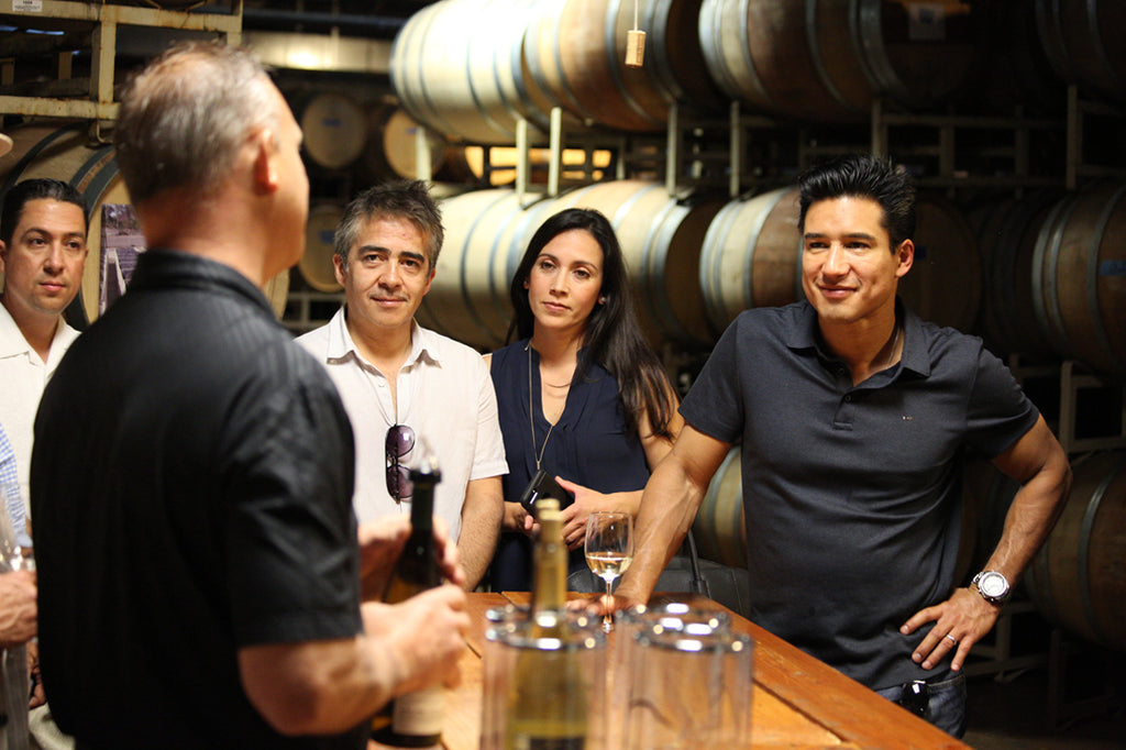 Photo of a Tour at Monte De Oro Winery